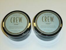American Crew Fiber High Hold Low Shine 3 oz ( 2 pack)