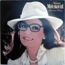 NANA MOUSKOURI: Tierre Viva - MT 1987 LP