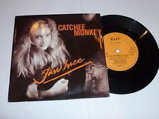 "JAN INCE - Catchee Monkey (Scream Mix) - Scarce 1987 UK 2-track 7"" Vinyl Single"