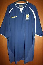 Maglia Shirt Maillot Trikot Camiseta Scozia Scotland Diadora Calcio WC Euro