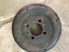 DKW AUTO-UNION 1000S 1000sp COUPE 1960 1961 1962 1963 Front Brake Drum N.O.S