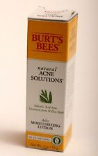 New Burt's Bees Natural Acne Solution with Willow Bark, 2 oz