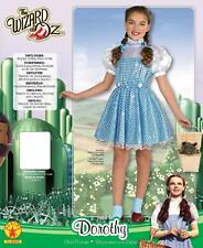 NEW The Wizard of Oz Dorothy Costume Sequin Dress Girls Size Medium 8-10 SEALED!