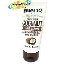 Inecto Coconut Oil Organic HAIR SERUM 50ml 1.6oz