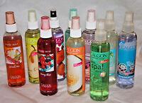 Calgon Mmmm! Body Mist spray 8 oz** YOU CHOOSE