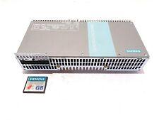 Siemens Simatic IPC427C 6ES7675-1DK40-0EP0 Microbox PC W/ Siemens Removable Card