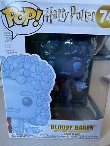 Funko Pop Bloody Baron - Harry Potter - #74 - Nuovo - Vynil Figure