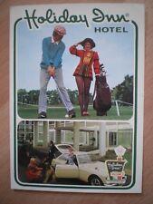 POSTCARD - HOLIDAY INN HOTEL, HEATHROW - 1970S