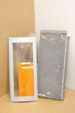 NEUF : LEGRAND / TERRANEO 331231 - Cadre enjoliveur 3 modules aluminium SFERA