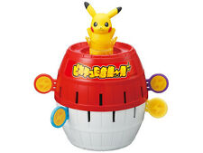 Tomy Pokemon Pop-Up Board Game Awesome NEW Official - Pikachu