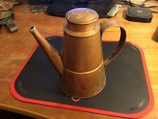 Vintage Copper Coffee/Tea Pot
