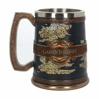 Game of Thrones The Seven Kingdoms Collectors Tankard Stein - Boxed Nemesis Now