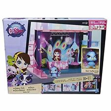 Hasbro Littlest Pet Shop Scene Style Set Dance Club Playset #3834 B0118