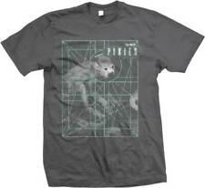 Pixies Monkey Gone To Heaven Grid T-shirt