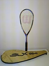 Wilson BLX 145 ( One 45)  Squash Racket With Carry Case Bag