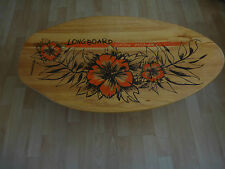 Wooden Vintage/Retro Oval Coffee Tables
