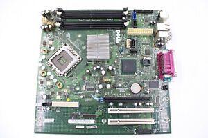 Dell Optiplex 755 Socket LGA 775 DDR3 Desktop Motherboard 0GM819 w/ IO