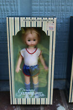 Vintage 1978 The World of Ginny Vogue Doll in Soccer Outfit