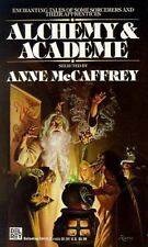 Alchemy and Academe by Anne McCaffrey (1987, Paperback)