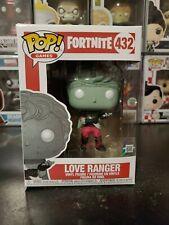 Funko Pop! Games Fortnite Love Ranger #432 Vinyl Figure WITH PROTECTOR!