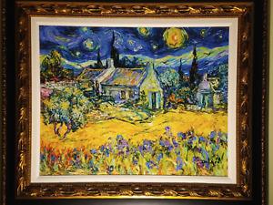 Duaiv: Tribute to Van Gogh