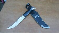 FINEST Vintage HERDER Germany Super HG Original Buffalo Skinner Hunting Knife