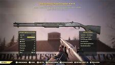 Fallout 76 Anti Rüstung Pumpgun Weapons AAE 1550 PS4 RAR Explo