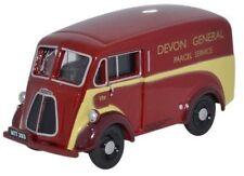 Morris Diecast Van