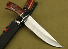 Sales Promotio ! sharp Full Tang Tactics camp Hunting knives Bowie rescue Knife