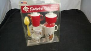 Campbells Kids  CHILTON TOYS. Play Set