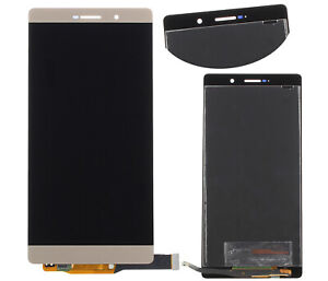 For Huawei P8 Max DAV-703L/713L Gold Touch Screen Digitizer LCD Display Assembly