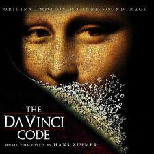 """Hans stanza """"Da Vinci il codice"""" cd colonna sonora merce nuova!!!"""