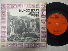 DNX 2510 Mungo Jerry - Lady Rose - 1971