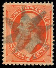 momen: US Stamps #138 Used Fancy SON XF PF Cert