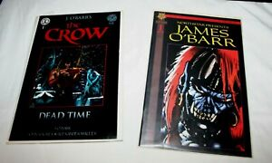 JAMES O'BARR PRESENTS COMIC THE CROW DEAD TIME #1 NM