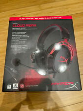 Details about  HyperX Cloud Alpha Gaming Headset - Black