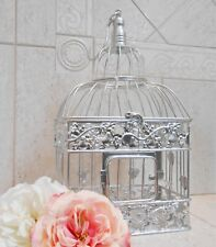 YOU CHOOSE YOUR COLOR - Birdcage Card Holder for Weddings - Card Box - Bird Cage