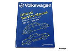 Repair Manual-Bentley Repair Manual WD EXPRESS fits 98-10 VW Beetle