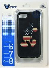Disney 4th July USA Flag Mickey 3-D Effect Apple Iphone 6S/7/8 Cellphone Case