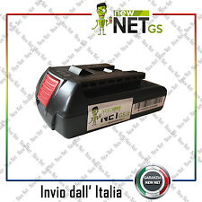 Batteria compatibile per BOSCH GSR 18 VE-2-LI 18V 1500mAh 03021