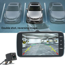 "Car Dvr 4.0"" Mini Dual Lens Dash Cam 140 Degree Fhd 1080P Dvrs With Rear Camera"