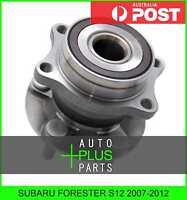 Fits SUBARU FORESTER S12 2007-2012 - Rear Wheel Bearing Hub