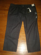 NWT CALVIN KLEIN RELAXED STRAIGHT JEANS SZ: 48 X 30