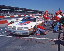 1978 Travelers Checks Oldsmobile CALE YARBOROUGH Glossy 8x10 Photo Print Poster