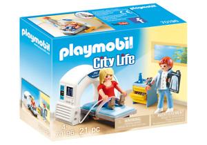 Playmobil- Radiologist PMB70196