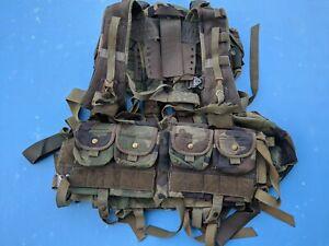 SERBIA Military Army M03 Woodland M99P1 Sniper M76 Combat Vest