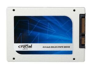 """Crucial MX500 2.5"""" 256GB SATA III MLC Internal Solid State Drive (SSD) CT256MX10"""