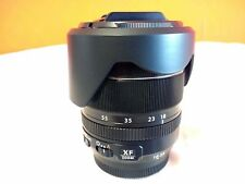 FUJI XF 18-55MM LENS, EXCELLENT CONDITION VERY LITTLE USE.
