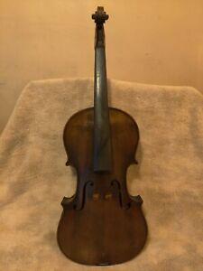 Old Stradivarius Violin Copy