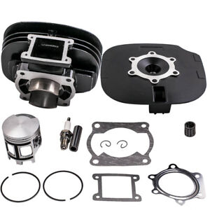 Cylinder Piston Gasket Top End Kit Set for Yamaha Blaster 200 2XJ-11311-02-00